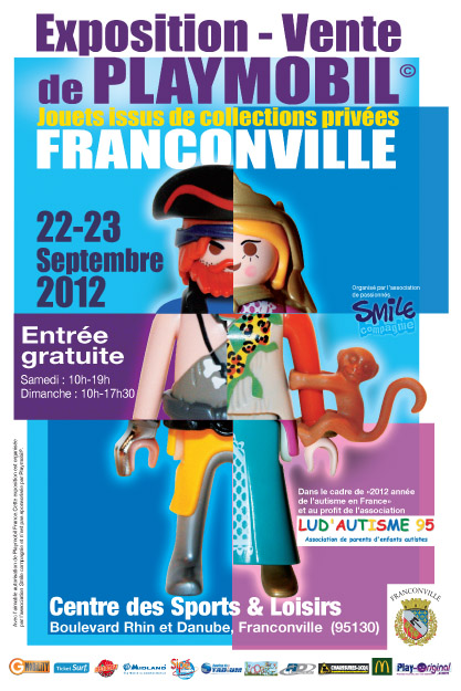 Exposition Playmobil Franconville 2012